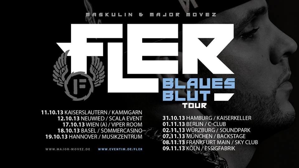 fler blaues blut tour 2013